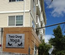 TWO DOG STUDIO IS ON 28TH AVE NE IN LAKE CITY