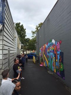 EBB Mural Group