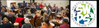 First Thursday Drum Circle Jams @ Lake City Journey Christian Church