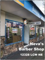 Neva's Barber Shop